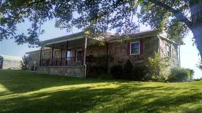 Owen County Single Family Home For Sale: 6285 Georgetown Road