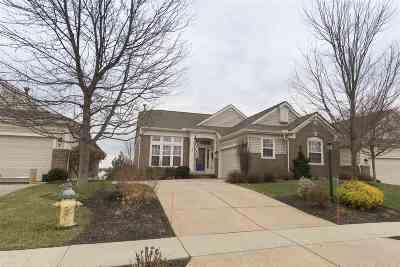 Union Single Family Home For Sale: 2757 Daphne Drive
