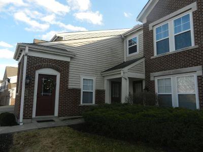 Burlington Condo/Townhouse For Sale: 2041 Timberwyck Lane