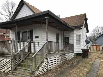 Covington Single Family Home For Sale: 427 Baltimore Avenue