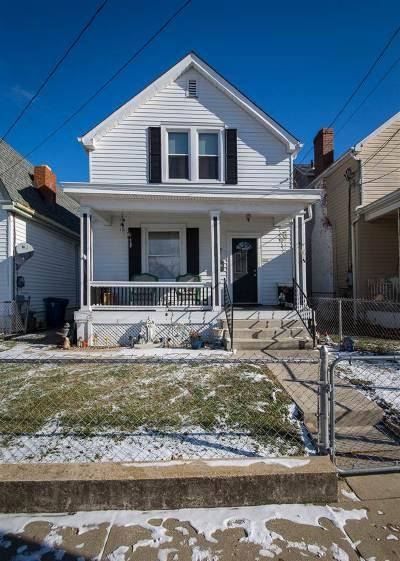 Covington, Erlanger Single Family Home For Sale: 3802 Huntington Avenue