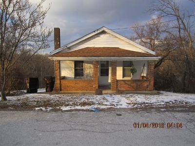 Covington, Independence, Taylor Mill Single Family Home For Sale: 520 Mason Road