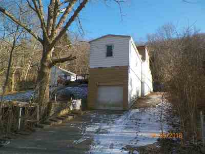 Single Family Home For Sale: 9271 Marshall Road