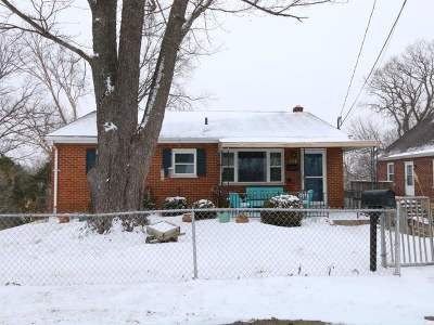 Campbell County Single Family Home For Sale: 135 Rose Avenue