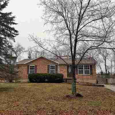 Grant County Single Family Home For Sale: 345 Spillman Drive
