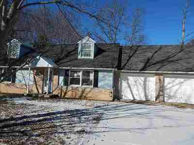 Boone County Single Family Home For Sale: 3008 Allens Fork Road