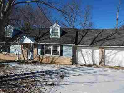 Burlington Single Family Home New: 3008 Allens Fork Road