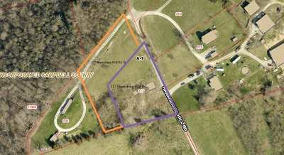 Campbell County Residential Lots & Land New: 217 B Harrisburg Hill Road