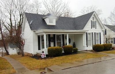 Owen County Single Family Home New: 312 N Adams Street