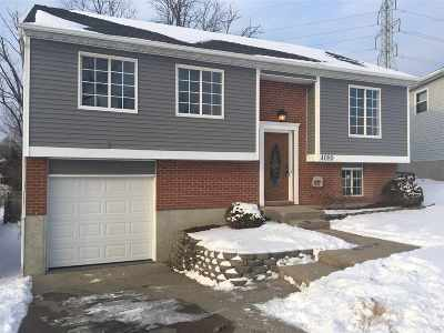 Erlanger Single Family Home New: 4080 Woodchase Drive