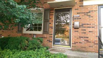 Boone County Condo/Townhouse For Sale: 6917 Curtis Way