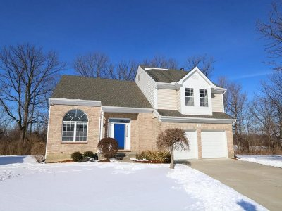 Florence Single Family Home New: 38 Thorne Hill Drive
