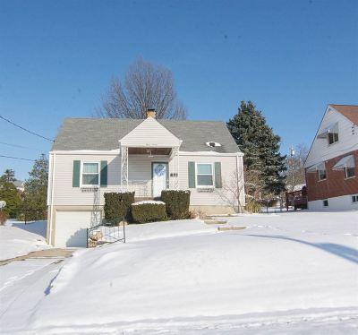 Erlanger Single Family Home New: 320 Sunset Avenue