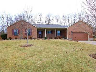 Boone County Single Family Home For Sale: 10892 Appaloosa Drive
