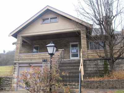 Fort Wright Single Family Home For Sale: 772 Highland Avenue