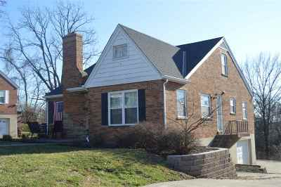 Fort Thomas Single Family Home For Sale: 29 Deshler Lane