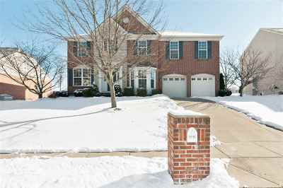 Boone County Single Family Home For Sale: 1115 Bayswater Drive