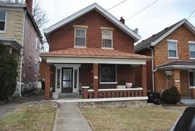 Newport Single Family Home For Sale: 107 16th Street