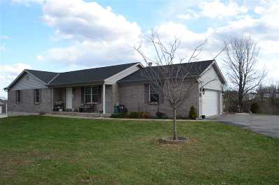 Kenton County Single Family Home For Sale: 12049 Riggs