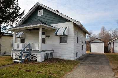Boone County Single Family Home For Sale: 14 Dortha Avenue