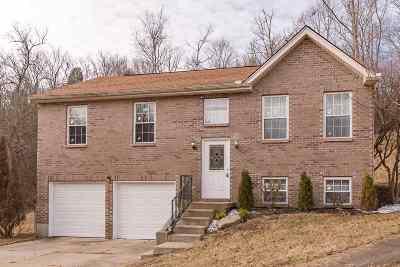 Alexandria Single Family Home For Sale: 8690 E Main Street