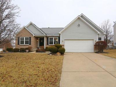 Single Family Home For Sale: 1222 Napa Ridge Court