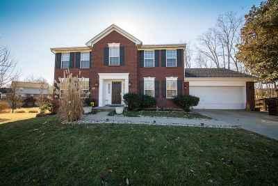 Burlington Single Family Home For Sale: 6258 Autumn Trail