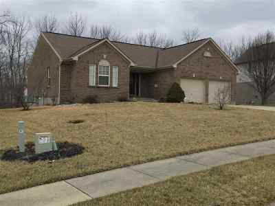 Boone County Single Family Home For Sale: 2638 Granite Pass