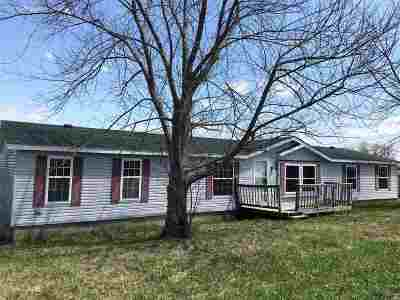 Grant County Single Family Home For Sale: 105 Latimer Ln.