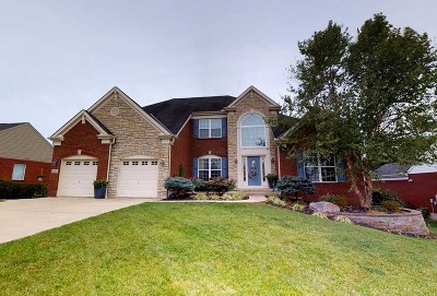Cold Spring Single Family Home For Sale: 217 Ridgepointe