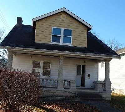 Boone County, Kenton County Single Family Home For Sale: 211 E 46th Street