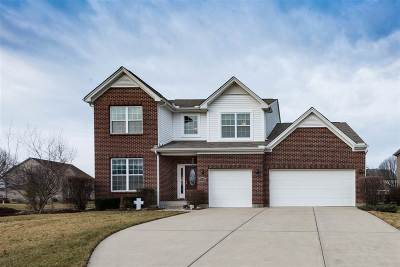 Boone County Single Family Home For Sale: 10671 War Admiral Drive Drive