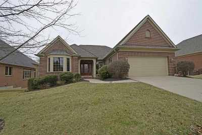 Villa Hills Single Family Home For Sale: 941 Squire Valley Drive