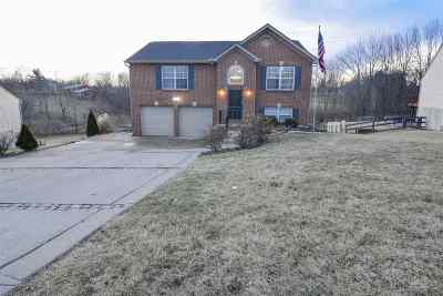 Walton KY Single Family Home Sold: $170,500