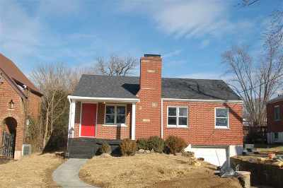 Edgewood Single Family Home For Sale: 122 Lyndale Road