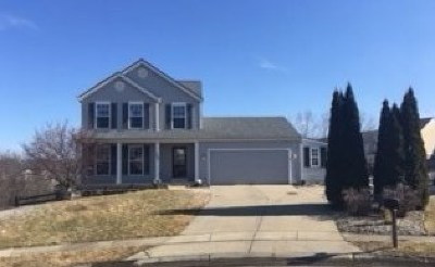 Independence Single Family Home For Sale: 725 Ridgepoint Drive