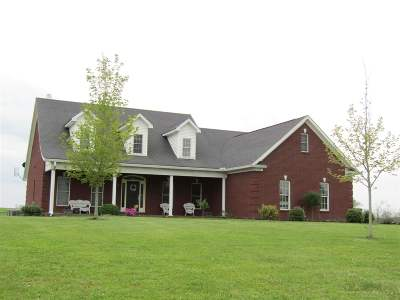 Owen County Single Family Home For Sale: 325 Old New Liberty Road