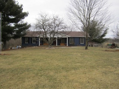 Walton Single Family Home For Sale: 11991 Decker Lane
