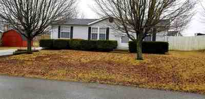 Gallatin County Single Family Home For Sale: 106 Willow Pointe Drive