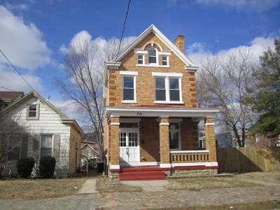 Kenton County Single Family Home For Sale: 512 & 514 Linden Street