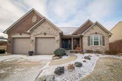 Hebron Single Family Home For Sale: 2403 Oakview