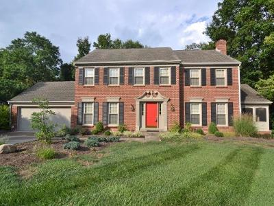 Crescent Springs Single Family Home For Sale: 759 Foresthill Drive