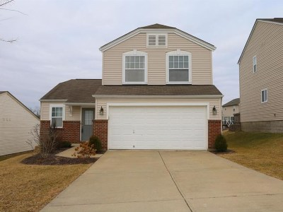 Independence Single Family Home For Sale: 769 Ackerly Drive