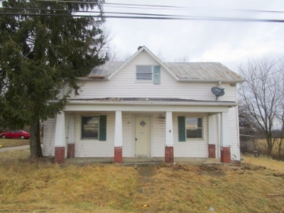 Grant County Single Family Home For Sale: 27 Knoxville