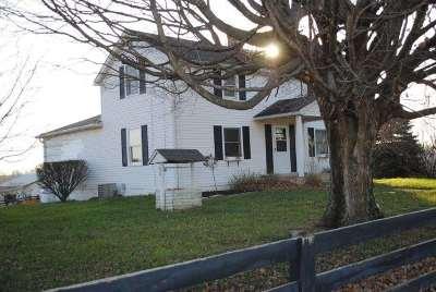 Kenton County Farm For Sale: 1103 Bracht Piner Road