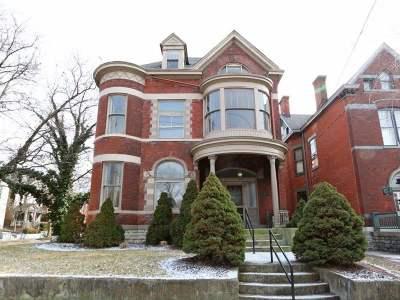 Newport Single Family Home For Sale: 602 Park Avenue