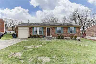 Villa Hills Single Family Home For Sale: 2657 Amsterdam Road