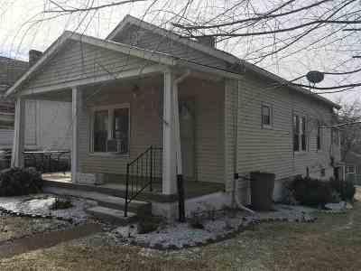 Elsmere Single Family Home For Sale: 604 Garvey