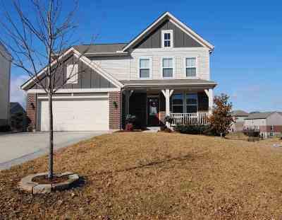 Hebron Single Family Home For Sale: 2536 Broadleaf