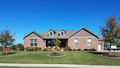 Single Family Home For Sale: 3370 Wildrose Lane